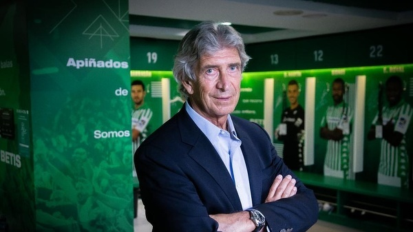 Trener Betisu Manuel Pellegrini obchodzi dziś 67 urodziny