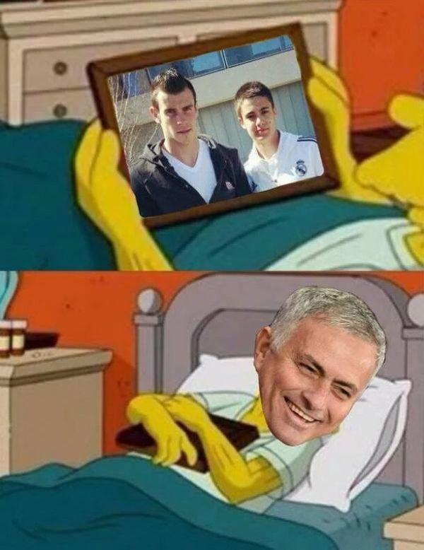 Piękny sen Mourinho