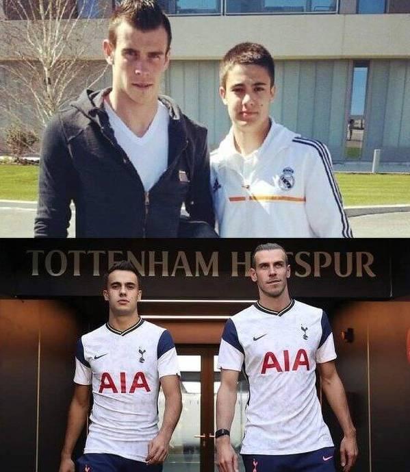 Bale i Reguilon kiedyś i dziś