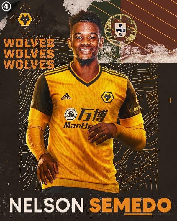 Kolejny Portugalczyk trafi do Wolves