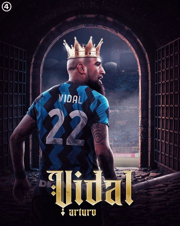 Arturo Vidal nowym piłkarzem Interu Mediolan