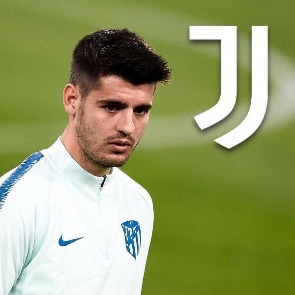 Trwają rozmowy między Juventusem a Atlético w sprawie Àlvaro Moraty