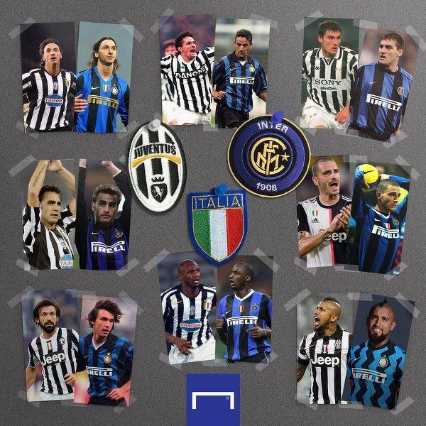 Vidal dołącza do listy piłkarzy, którzy reprezentowali barwy Interu i Juve