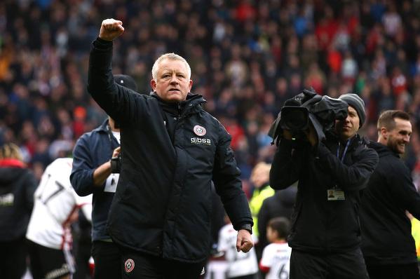 Menadżer Sheffield United Chris Wilder kończy dziś 53 lata