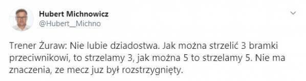 Mentalność trenera Dariusza Żurawia