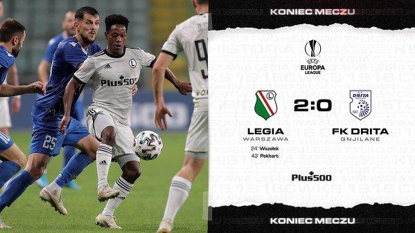 Legia gra dalej i zagra z Karabachem o fazę grupową Ligi Europy