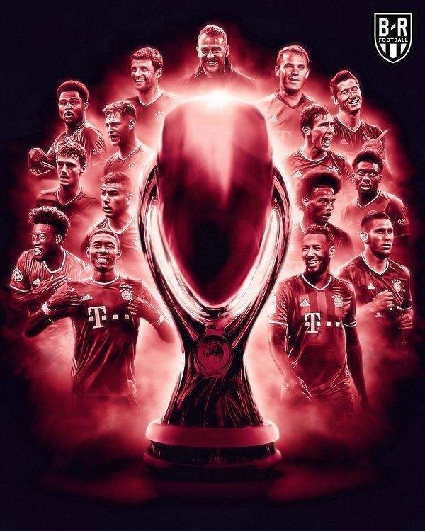 Bayern Monachium wygrywa Superpuchar Europy!