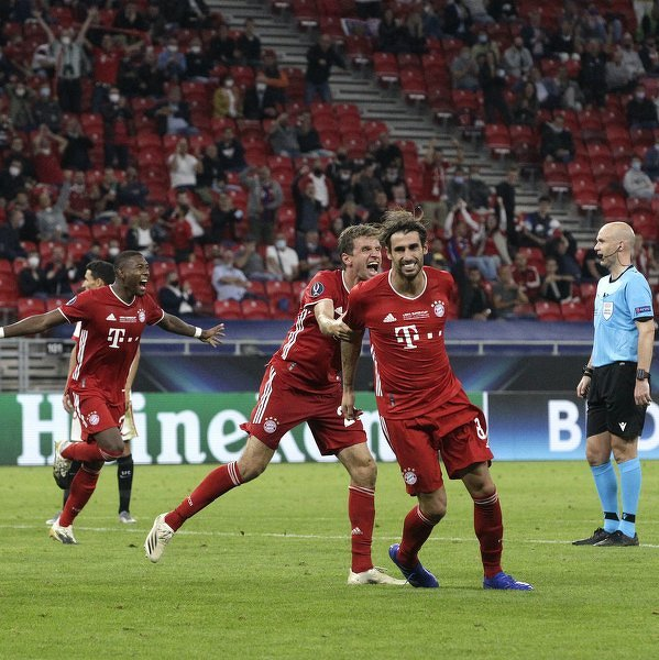 Javi Martinez bohaterem Bayernu
