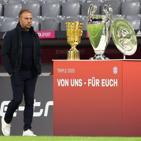 Zdobył więcej trofeów niż przegrał lub zremisował meczów