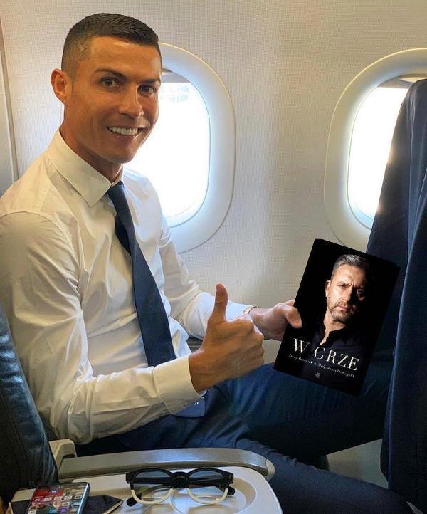 Cristiano zachęca do lektury
