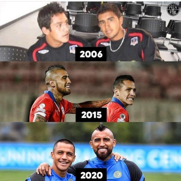Sanchez i Vidal znowu w jednej drużynie