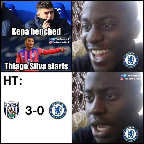 Kibice Chelsea wczoraj