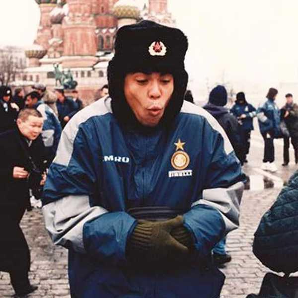Ronaldo w Moskwie (1998)