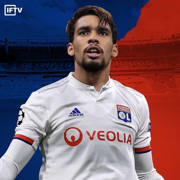 Lucas Paqueta ustalił warunki kontraktu z Lyonem