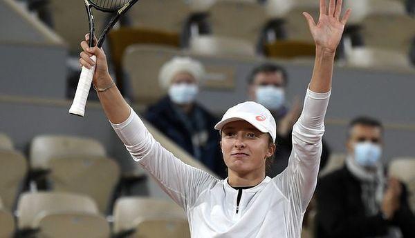 Iga Świątek w półfinale Roland Garros!!!