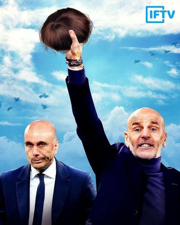 Stefano Pioli odsłonił braki Interu Conte