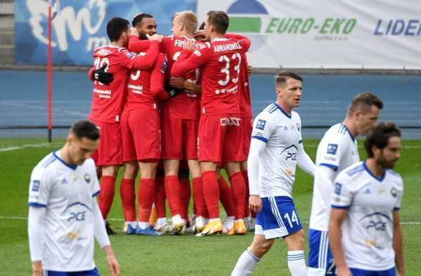 Wisła Kraków strzeliła dzisiaj więcej bramek niż Piast Gliwice od początku sezonu