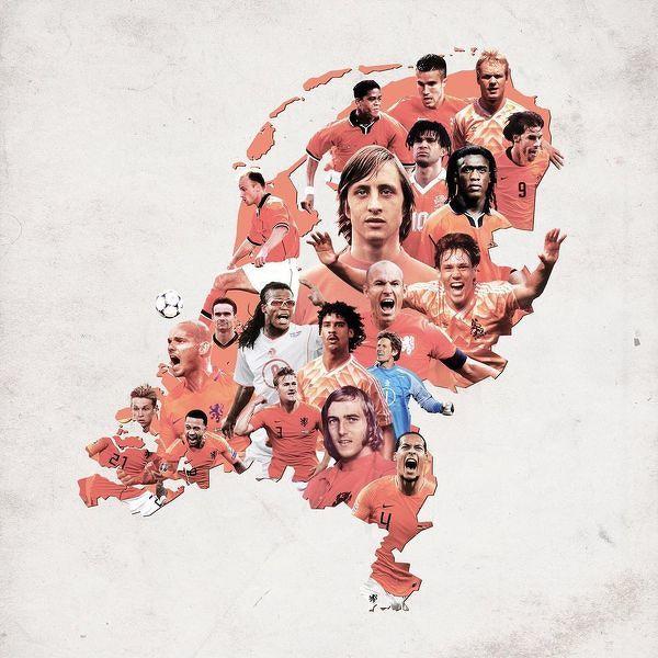 Najlepsi z najlepszych w historii Oranje