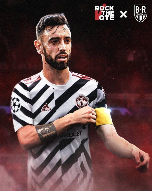 Bruno Fernandes będzie kapitanem Manchesteru United w dzisiejszym meczu z PSG