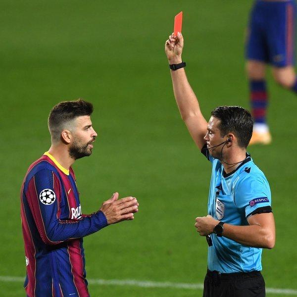Pique nie zagra w meczu z Juventusem