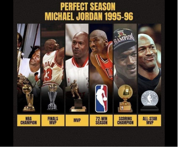MJ to był gość