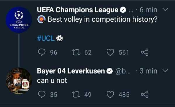 W Leverkusen mają chyba już dość woleja Zidane'a