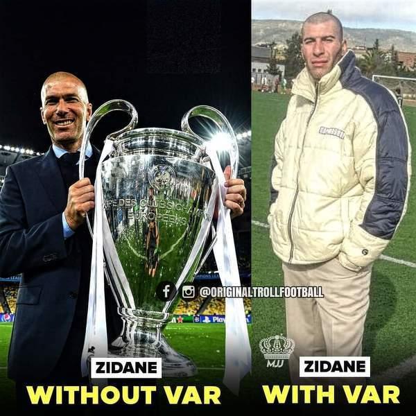 VAR i Real Madryt