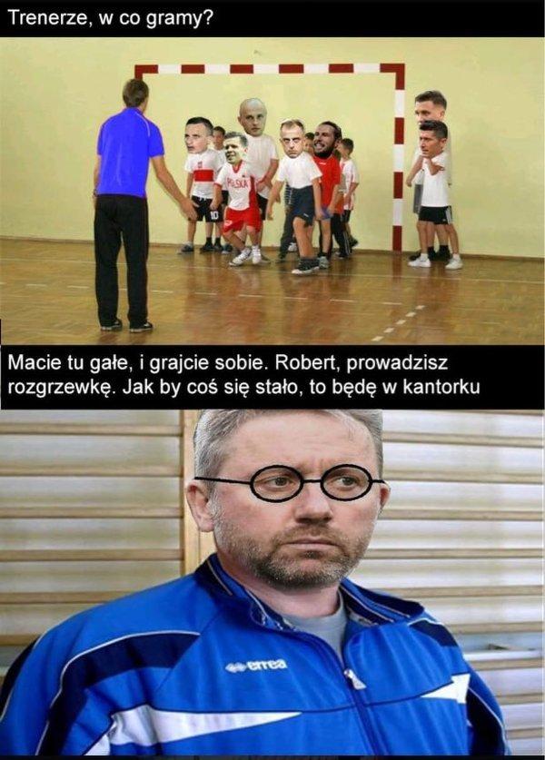 Taktyka na mecz z Włochami