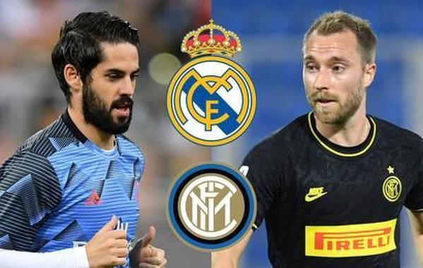 Real i Inter wymienią się zawodnikami?