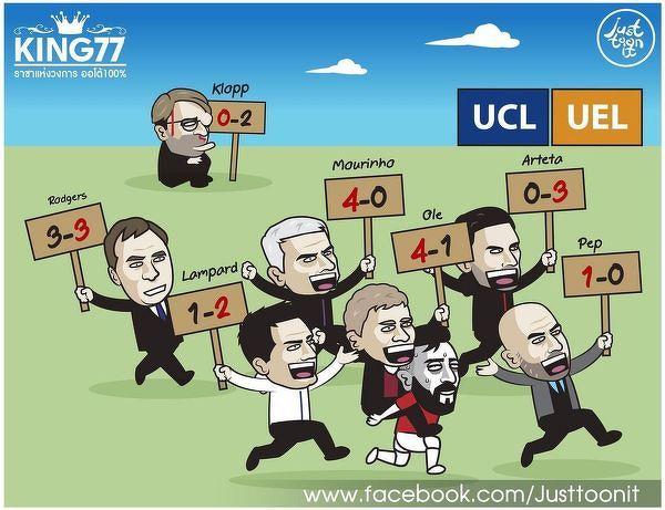 Angielskie drużyny w tym tygodniu w europejskich pucharach