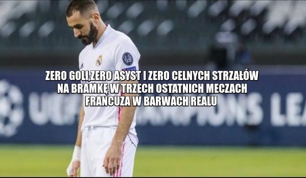 Ostatnie mecze Karima Benzemy w Realu Madryt