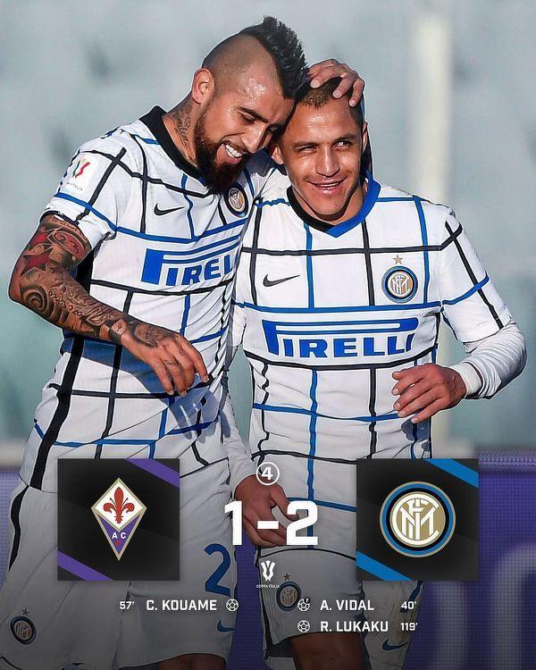 Gol Lukaku przesądza o awansie Interu do 1/4 finału Coppa Italia