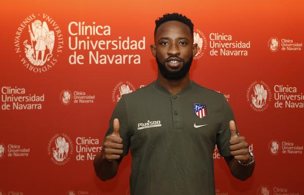 Oficjalnie: Moussa Dembele piłkarzem Atletico Madryt!