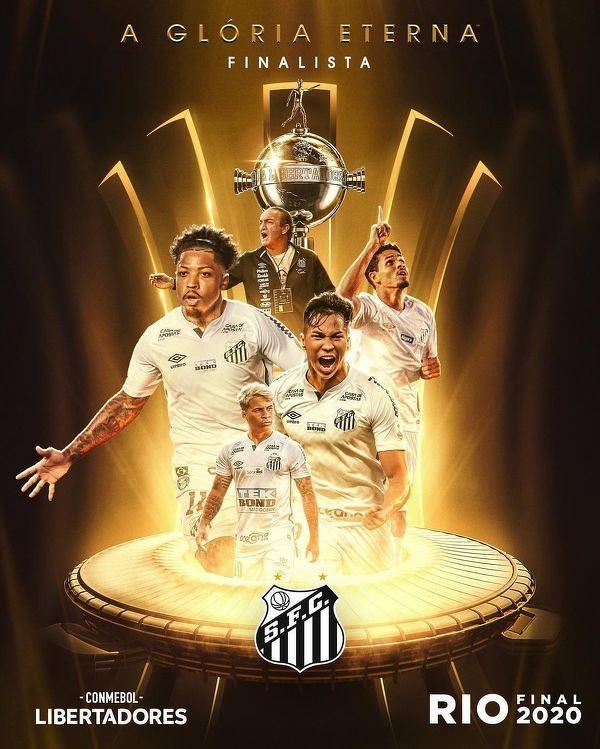 Santos FC drugim finalistą Copa Libertadores