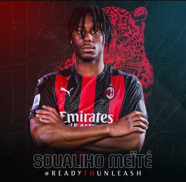 Soualiho Meite nowym zawodnikiem Milanu