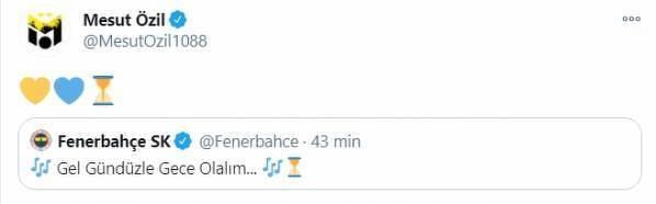Mesut Ozil potwierdził transfer do Fenerbahce