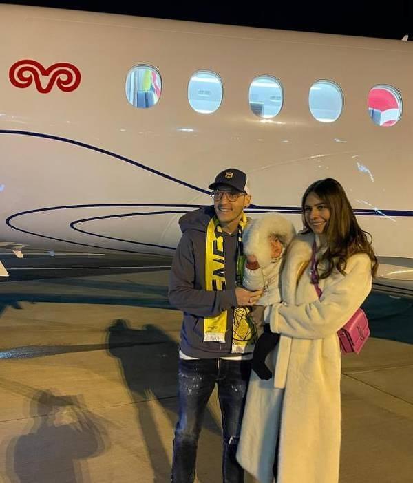 Mesut Ozil już w Turcji!