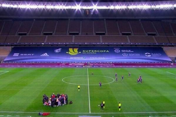 Duch drużyny Athletiku Bilbao kontra duch drużyny Barcelony