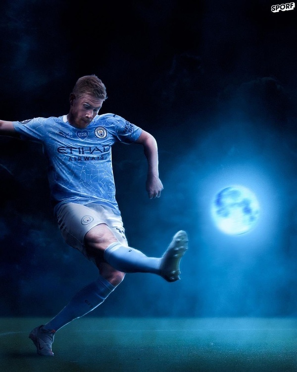 Kevin De Bruyne zanotował wczoraj 100. asystę w barwach Manchesteru City
