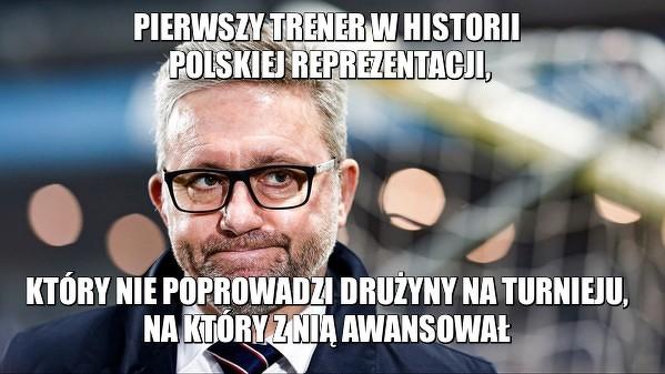 Jerzy Brzęczek zapisał się w historii