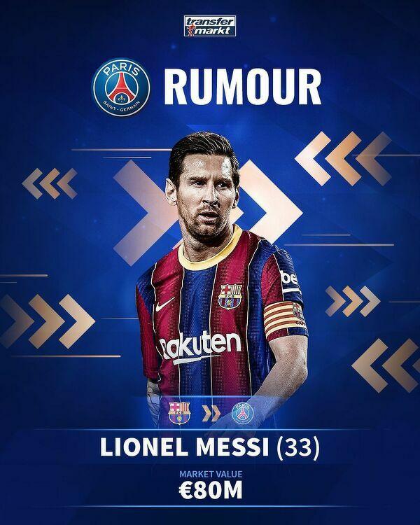 Czy Messi dołączy do PSG?