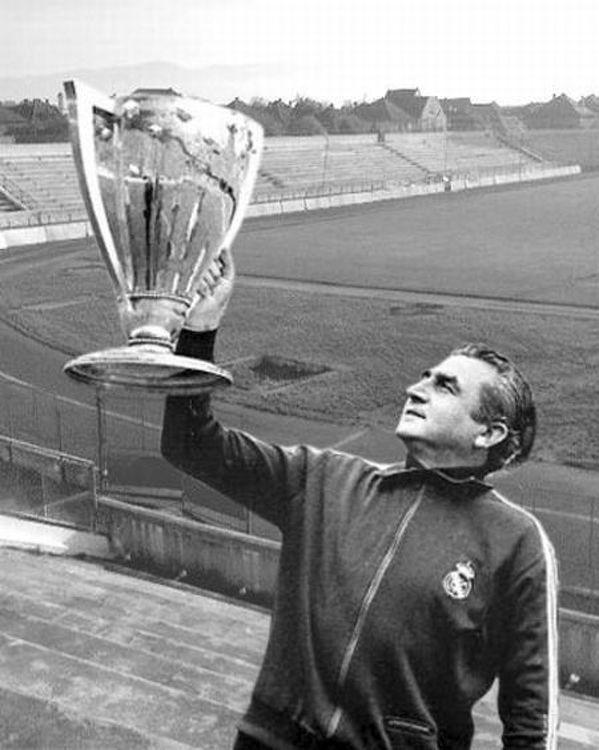 99 lat temu urodził się urodził się legendarny trener Realu Madryt, Miguel Munoz
