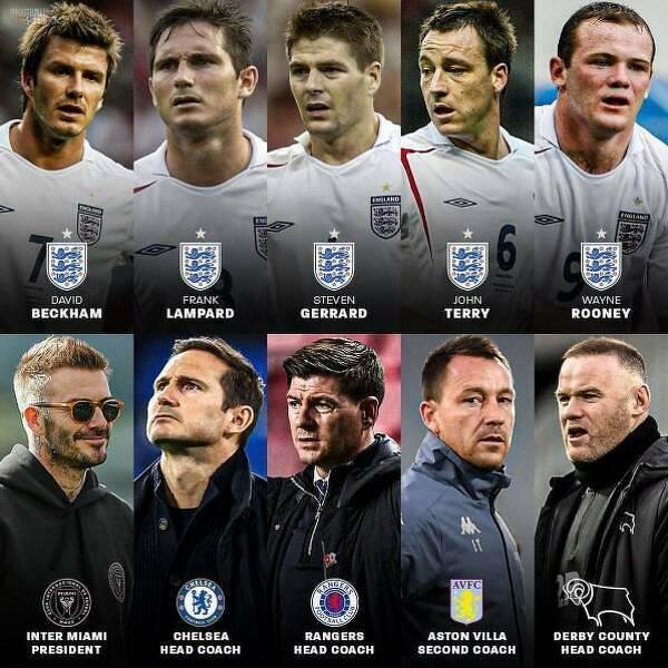 Tak radzą sobie legendy angielskiej piłki