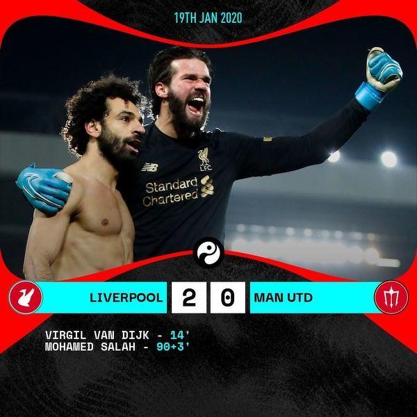 Rok temu Manchester United przegrał ostatni wyjazdowy mecz w Premier League