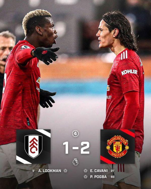 Kolejna wygrana Manchesteru United