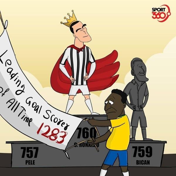 Pele będzie walczył o rekord