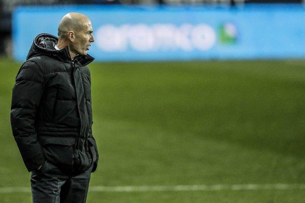 Oficjalnie: Zidane zarażony koronawirusem