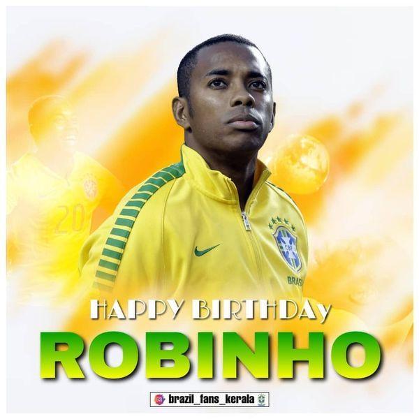 Robinho kończy dziś 37 lat