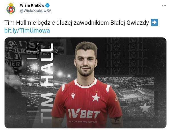 Był w klubie 11 dni. Rekord Ekstraklasy!