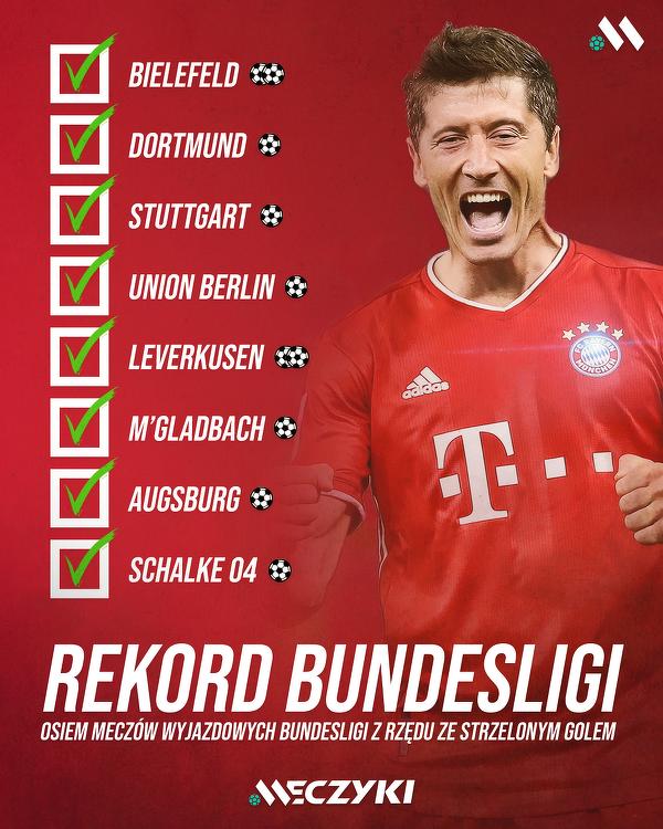 Najlepsze duety Bundesligi? Robert Lewandowski i pobite rekordy!
